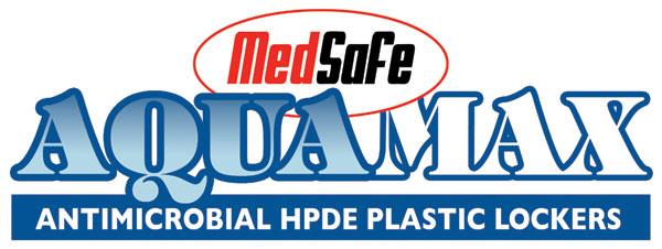 Medsafe Aquamax Plastic Lockers
