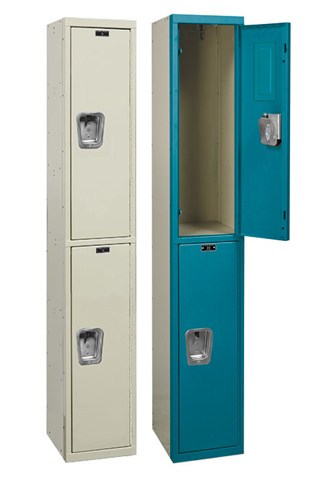 Artisan and Standard Quiet KD Lockers