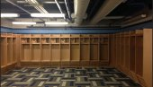 Recruiter Open-Front Wood Sport Lockers