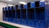 Athletic Lockers