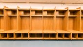 Custom Wood Sport Lockers