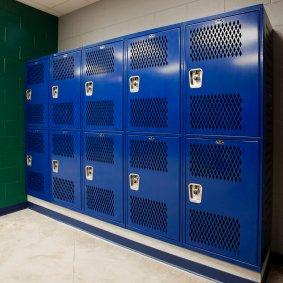 Gym Lockers