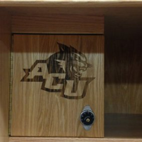 Wood Basketball Lockers