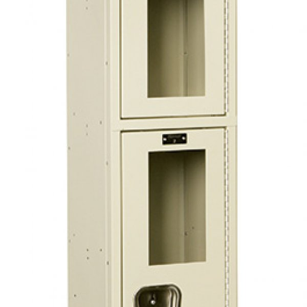 Safety-View™ Wardrobe KD Lockers - In stock