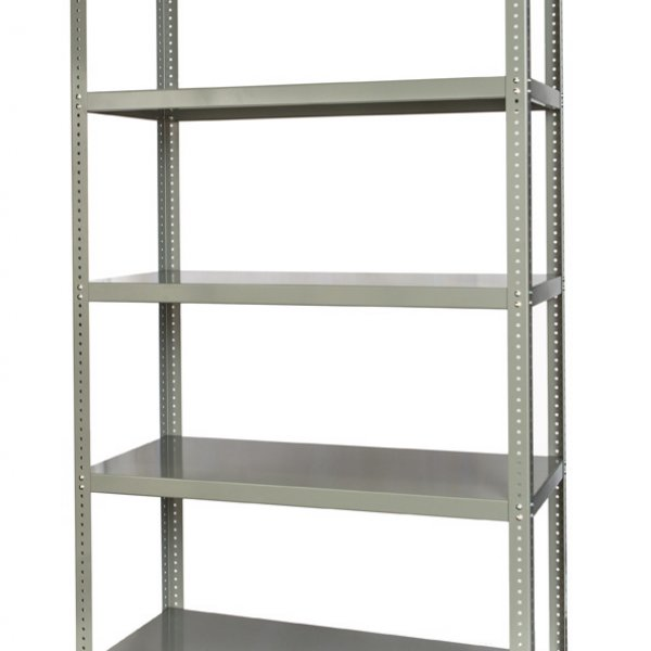 High Capacity Die Shelving
