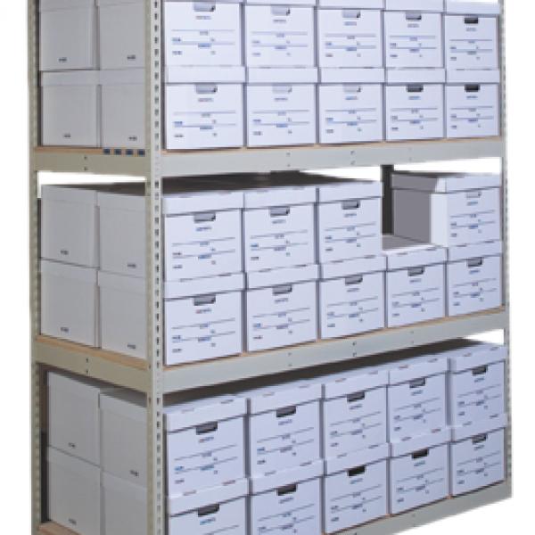 Rivetwell Record Storage Unit