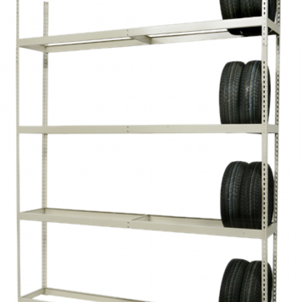 Rivetwell Tire Rack