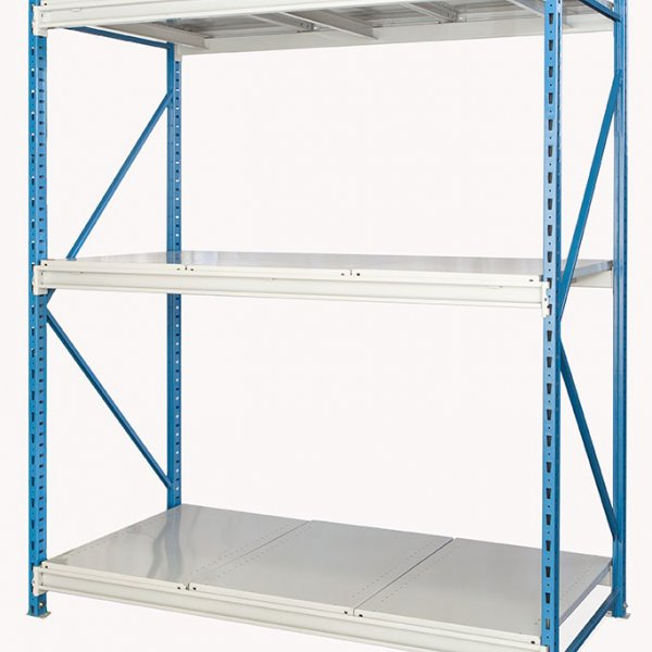 Bulk Rack with Steel Deck