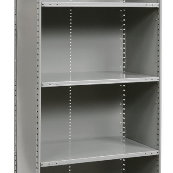 5 Shelf Closed Starter Unit