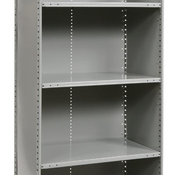 5 Shelf Closed Starter Unit