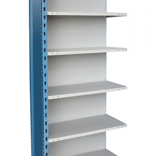6 Shelf Closed Adder Unit