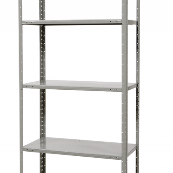 Duratech Pass Thru Shelving with 5 Shelves