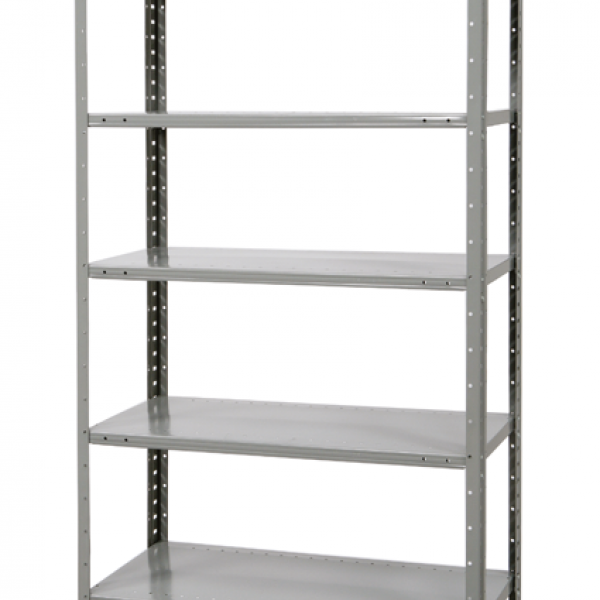 Duratech Pass Thru Shelving with 7 Shelves