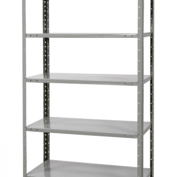 Duratech Pass Thru Shelving with 7 Shelves