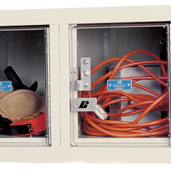 Safety-View™ Plus 4-Wide Wall Mount