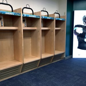 Recruiter Open-Front Sport Lockers